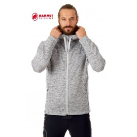Chaqueta Hombre Mammut CHAMUERA HOODED Marble