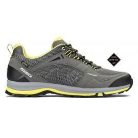 Zapatillas de Trekking Tecnica T-WALK LOW SYN GTX MS Antracita-Lima