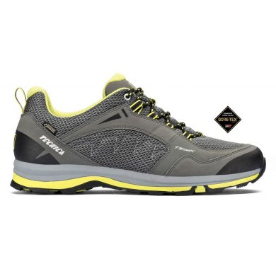 Zapatillas de Trekking Tecnica T-WALK LOW SYN GTX MS Antracita-Lima - T-WALK LOW SYN ANTRACITA-LIMA (1)