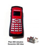 Teléfono Satelital Globalstar GSP-1700 + 500 minutos