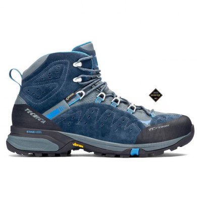 Botas de Senderismo Tecnica T-CROSS HIGH GTX MS Denim-Blue - T-CROSS HIGH GTX MS DENIM BLUE (1)