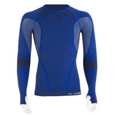 Camiseta Térmica Hombre Lurbel CUMBRE Azul - Termorreguladora