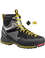 Botas de Trekking Dolomite STEINBOCK APPROACH HP 2019 GTX Black-Silver