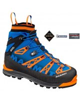 Botas de Alpinismo Mammut NORDWAND LIGHT MID GTX Ice-Black
