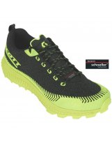 Zapatillas Trail Scott SUPERTRAC ULTRA RC Black-Yellow