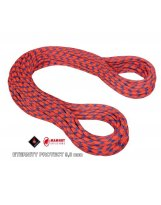 Cuerda Simple Mammut ETERNITY PROTECT 9,8 Standard 70 Metros Neonorange-Violet