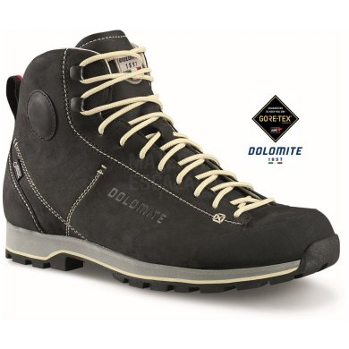 Botas Casual Dolomite CINQUANTAQUATTRO HIGH FG GTX Black - CINQUANTAQUATTRO HIGH FG GTX BLACK