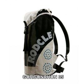 Mochila de Barrancos RODCLE GORGONCHON 35L Negro-Gris