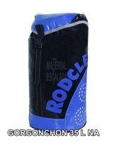 Mochila Barrancos RODCLE GORGONCHON 35L Negro-Azul