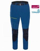 Pantalones de Trekking Hombre Ternua ASGARD PANT Dark Lagoon-Black