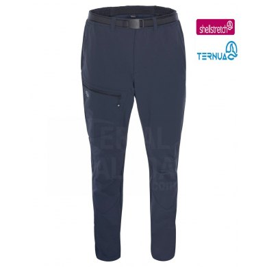 Pantalones de Trekking Hombre Ternua ASGARD PANT Whales Grey - TERNUA ASGARD WHALES GREY