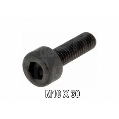 Tornillo Allen ECLIPSE M10x30 mm - Pack 10 unidades - TORNILLO ALLEN M10X30