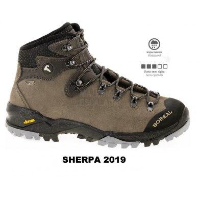 Bota Trekking Boreal Sherpa 2019 - BOREAL SHERPA 2019