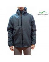Chaqueta Tecnica Vertical Degree DAVOS Light Grey