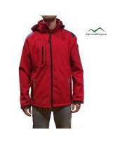 Chaqueta Tecnica Vertical Degree ARTIC Red