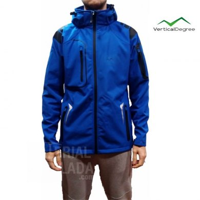 Chaqueta Tecnica Vertical Degree ARTIC Royal - VDE ARTIC ROYAL (1)