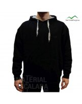 Sudadera Vertical Degree NEW SAN DIEGO Black