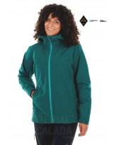 Chaqueta Tecnica Mammut CONVEY 3 IN 1 HS Women teal-atoll
