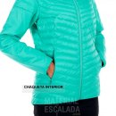 Chaqueta Tecnica Mujer Mammut CONVEY 3 IN 1 HS Hooded Teal-A