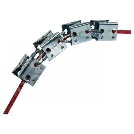 Protector de Cuerda Articulado con rodillos Petzl ROLL MODULE