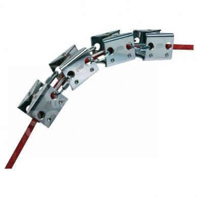 Protector de Cuerda Articulado con rodillos Petzl ROLL MODULE - PETZL ROLL MODULE