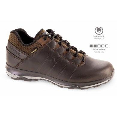 Boreal MAGMA CLASSIC BLACK - Zapato de Trekking - BOREAL MAGMA CLASSIC BROWN