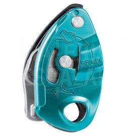 Asegurador Escalada PETZL GRIGRI  Azul