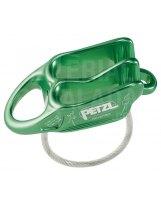 Asegurador - Descensor Petzl Reverso  Verde
