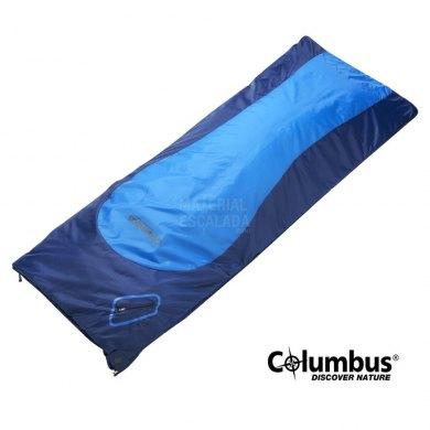 Saco de Dormir Sintético Columbus Wellington 200 - COLUMBUS WELLINGTON 200 (1)