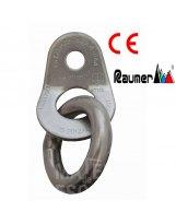 Chapa con anilla INOX AISI 316L RAUMER WING 148 10 mm