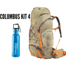 Conjunto Campamento COLUMBUS KIT 4
