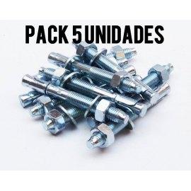 Parabolt Zincado FIXE 10x90 mm Pack 5 unidades