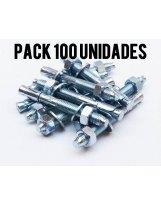 Parabolt Zincado FIXE 10x90 mm Pack 100 unidades