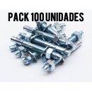 Parabolt Zincado FIXE 10x90 mm Pack 100 unidades - FIXE ROCK 10 X 90 MM PACK 100