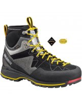 Botas de Trekking Dolomite STEINBOCK APPROACH HP GTX Black-Silver
