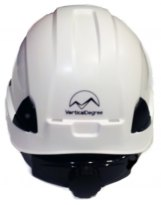 Casco Profesional Vertical Degree Work Blanco