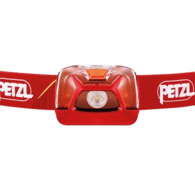 Linterna Frontal Petzl TIKKINA Rojo 250 lm