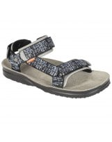 Sandalias |LIZARD sandalia SUPER HIKE Map Bluish