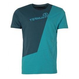 Camiseta Ternua Free Solo Deep Curacao