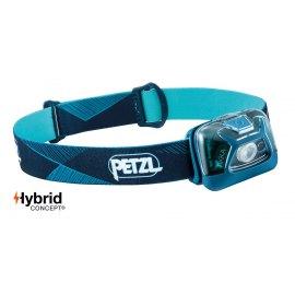 Linterna Frontal Petzl TIKKA Azul 300 lm