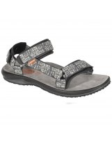 LIZARD SANDALIA RIDE II MAP LITE GREY