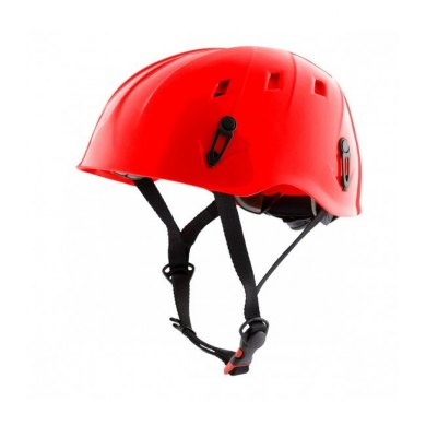FIXE Casco Escalada Pro Strong Rojo