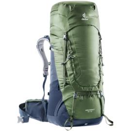 Mochila de trekking Deuter AIRCONTACT 65+10 Khaki-Navy