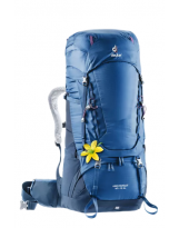 Mochila de trekking Mujer Deuter AIRCONTACT 60+10 SL Steel-Midnight