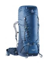 Mochila de trekking Deuter AIRCONTACT 75+10 Midnight-Navy