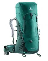 Mochila Trekking Mujer Deuter AIRCONTACT LITE 35+10 SL Alpinegreen-Forest