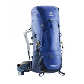 Mochila Trekking Mujer Deuter AIRCONTACT LITE 35+10 SL Indigo-Navy