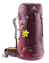 Mochila Trekking Mujer Deuter FUTURA 28 SL Aubergine-Maron
