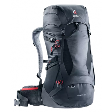 Mochila Trekking Deuter FUTURA 30 Black