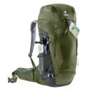 Mochila Trekking Deuter FUTURA 30 Khaki-Ivy